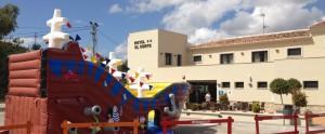 cumpleaños-infantiles-hotel-el-corte