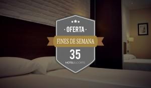 oferta-fines-de-semana-35-hotelelcorte-habitacion-doble